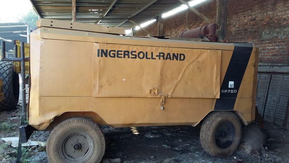 Dijual Kompressor Ingersoll Rand